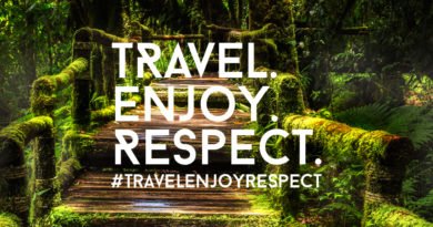 Travel Enjoy Respect