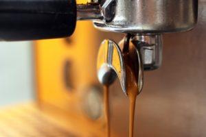 erogazione perfetta caffè