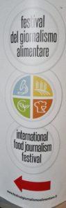 Festival del giornalismo alimentare visintinFestival del giornalismo alimentare locandina