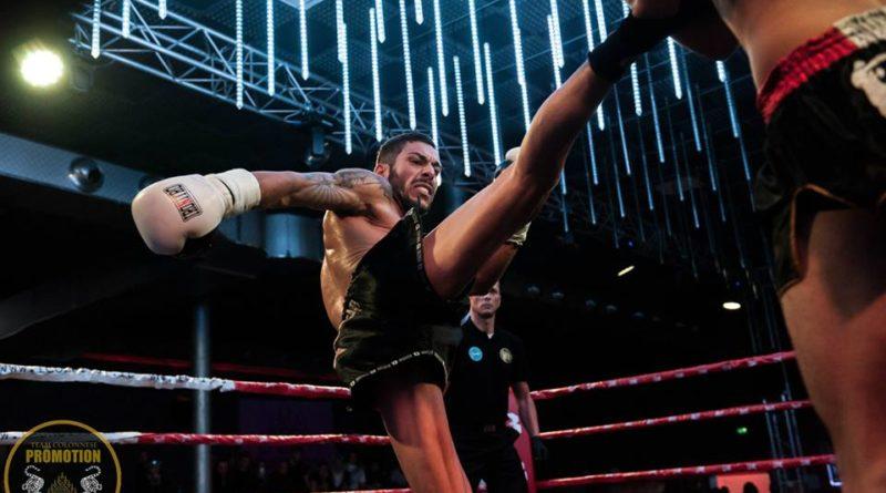 Alessandro Moretti kickboxing