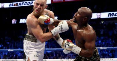 Mayweather vs McGregor Money Challenge