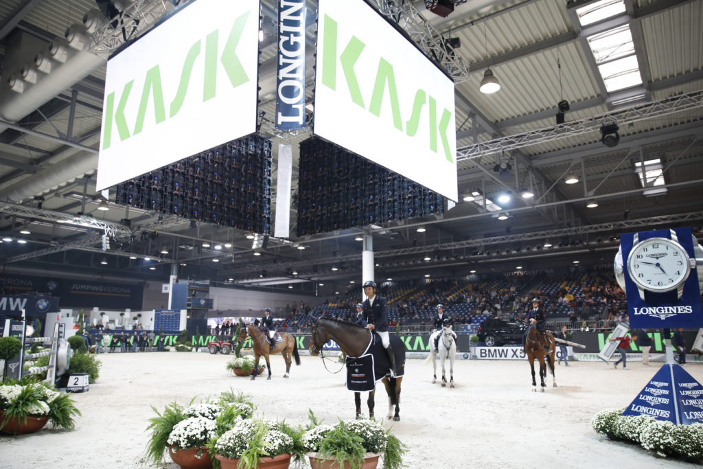 Show Jumping Verona 2017