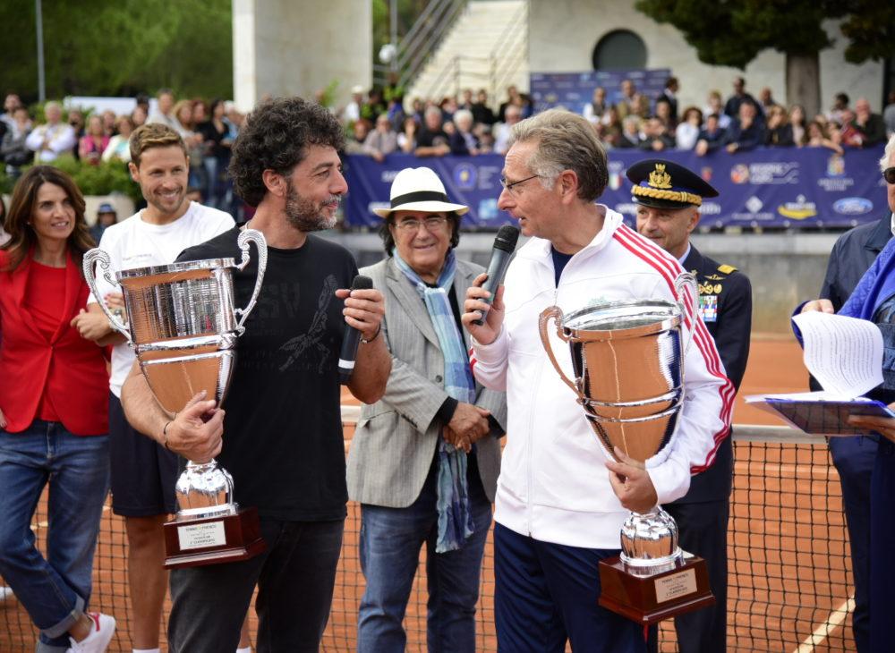 Tennis_&_Friends_ottobre_2017_Al_Bano_Veronica_Maya_Paolo_Bonolis_Max_Gazze_ter
