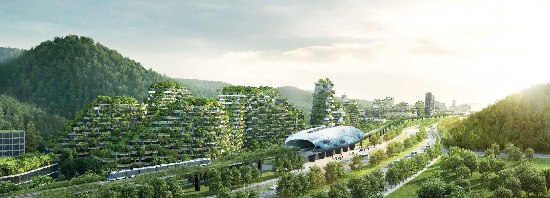 Forest City Liuzhou Stefano Boeri