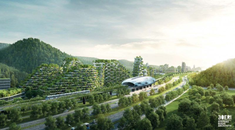 Forest City Liuzhou Stefano Boeri