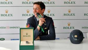 Rolex Grand Prix Rome 2018 Lorenzo De Luca