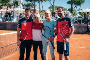 Tennis & Friends 2018