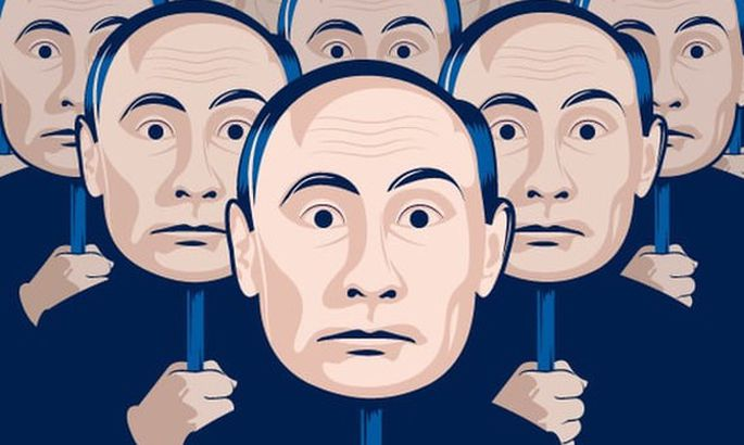 Putin's Witnesses: the Rise of a Sovereign Ruler