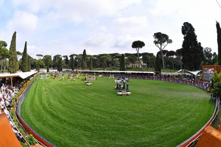 Rolex Gran Premio Roma