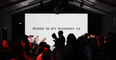Rome Is My Runway