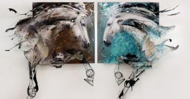 Art&Cavallo: una mostra a Fieracavalli 2019 che celebra il cavallo come capolavoro della natura