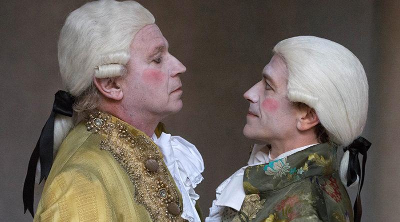 Amadeus: When The Irreverent Genius Meets The God Music Servant