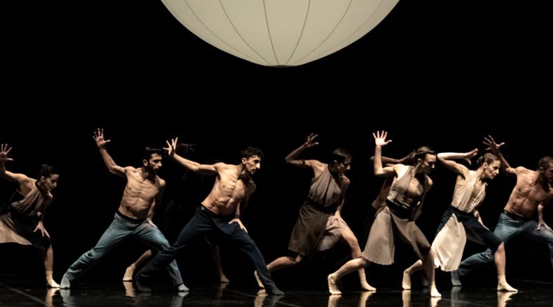 MM Contemporary Dance Company porta in scena GERSHWIN SUITE SCHUBERT FRAMES: un tributo a due musicisti intramontabili