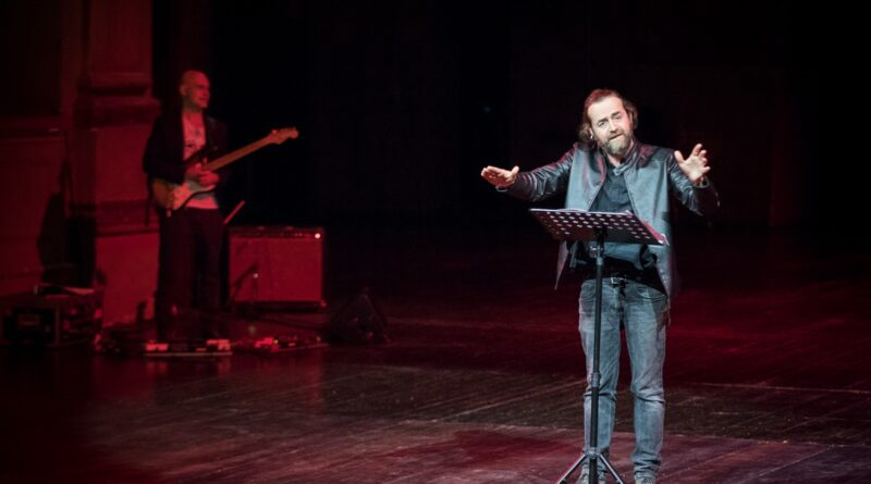METAMORFOSI CABARET: The Online Performance by Barberio Corsetti