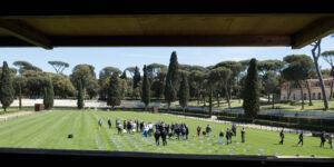 Piazza di Siena 2021