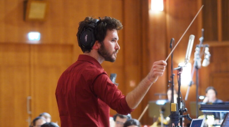 """Vis-a-Vis with Composer Emiliano Mazzenga: """"I Have Turned My Life-Long Passion into a Real Job"""""""