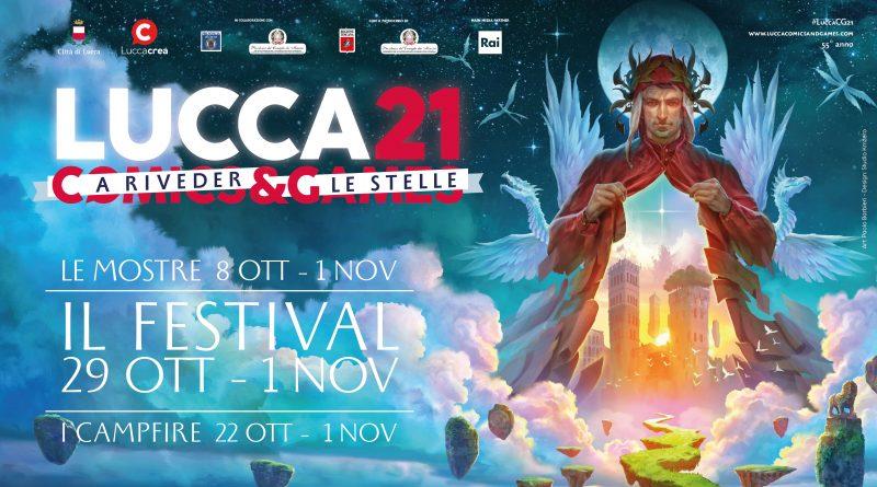 Lucca Comics & Games le novità del 55esimo anno del festival